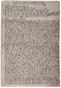 [Acts and orders made at the General Court of Commissioners held for this Colony at Portsmouth, March the tenth 1658]