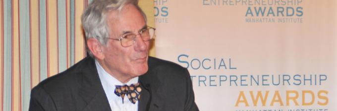 2010 William E. Simon Prize for Lifetime Achievement in Social Entrepreneurship