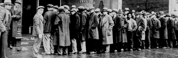 a report on the great depression in american history Great depression - economic impact: and joblessness limited faith in the future the worst drought in modern american history struck the great plains in 1934.